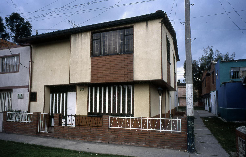 Barrio La Fragua Bogotá