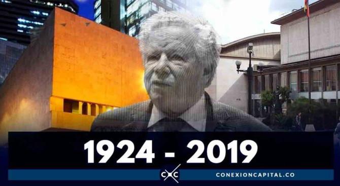 CONEXIÓN CAPITAL: Falleció el reconocido arquitecto bogotano Germán Samper