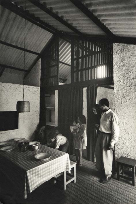 Interior vivienda La Fragua