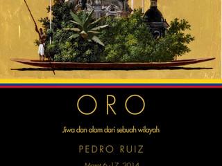 Cancillería lleva a Indonesia la exposición 'Oro, Espíritu y naturaleza de un territorio'