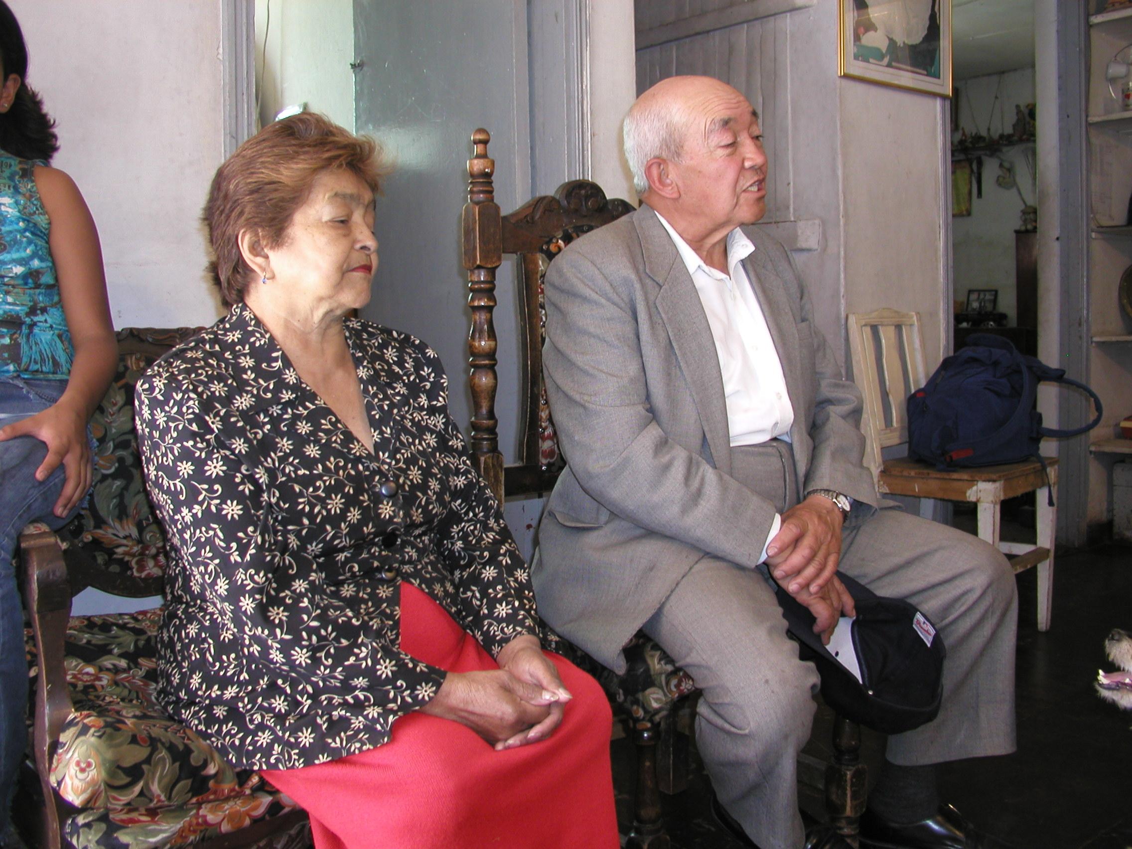 Barrio La Fragua y su gente