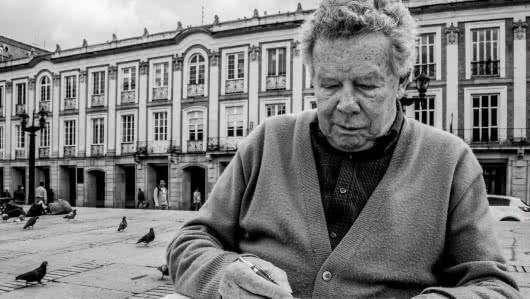 NOTICIAS RCN: Falleció el arquitecto bogotano, Germán Samper Gnecco