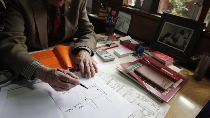 ¿Qué ve Germán Samper cuando dibuja?