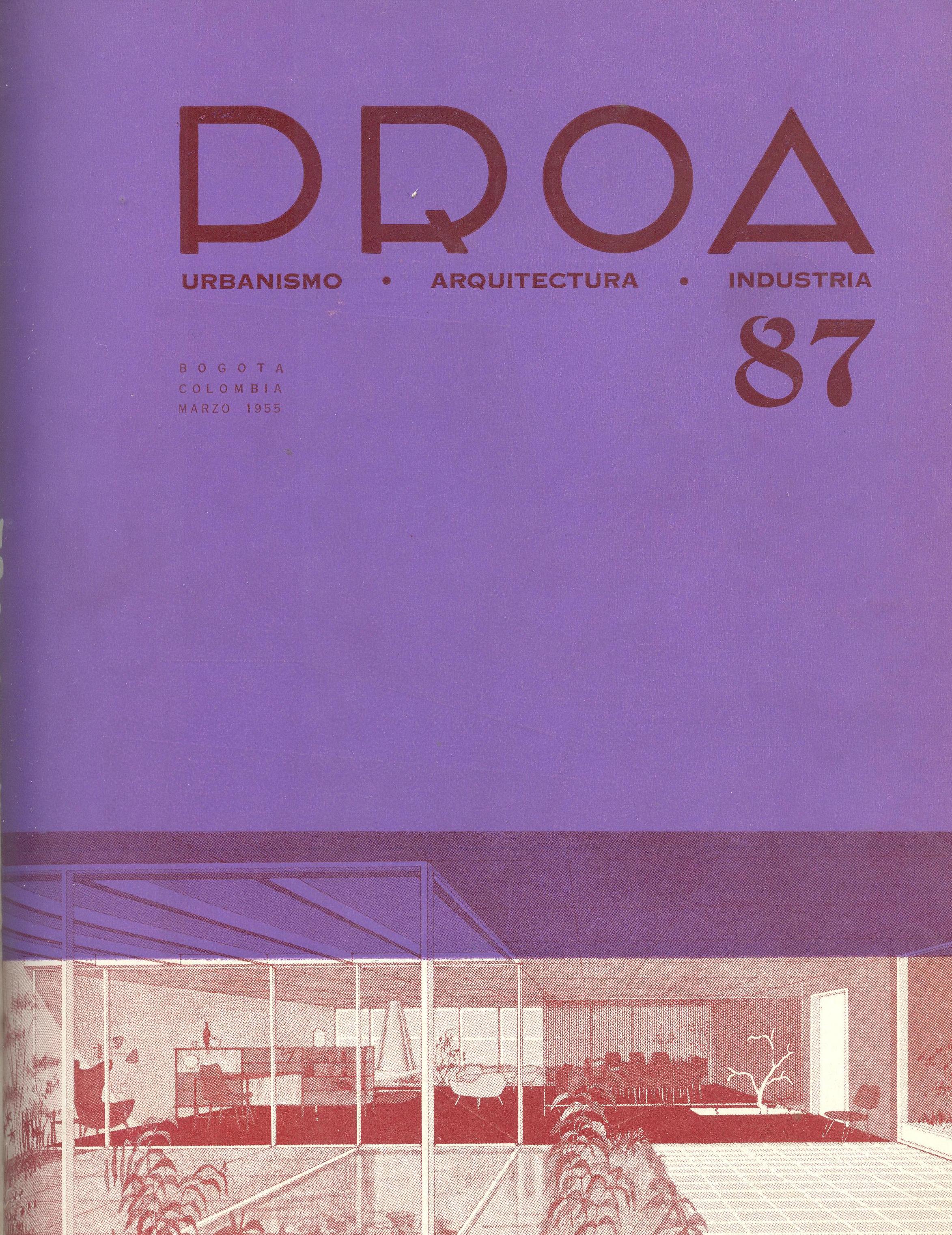 Proa  No. 87 1955