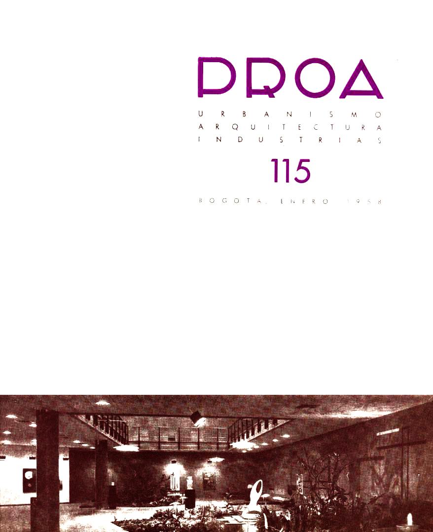 Proa No.115    1958
