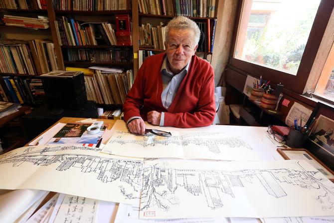 Museo de Bogotá presenta selección inédita de dibujos de Germán Samper