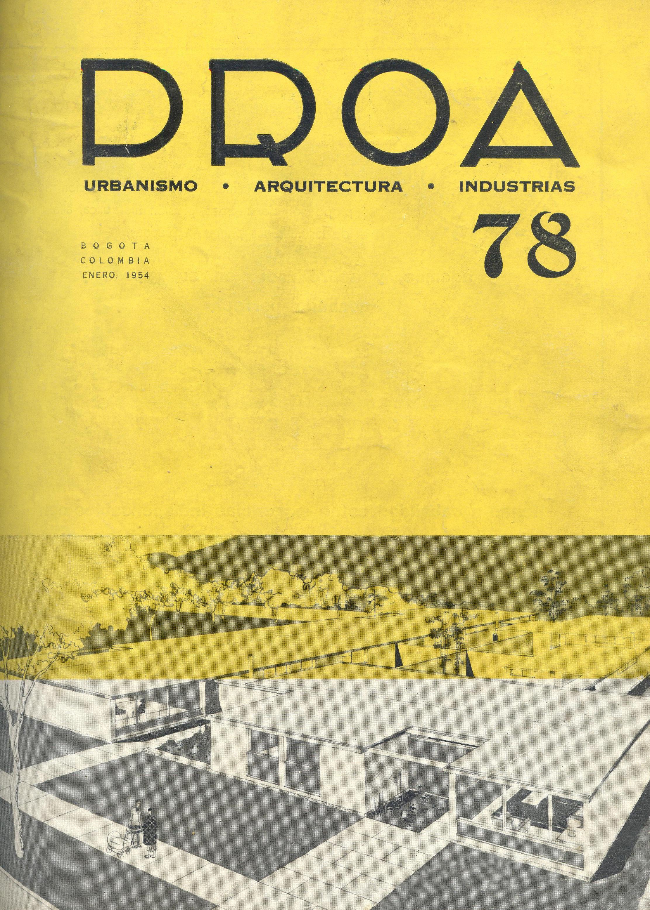 Proa No.78 1954