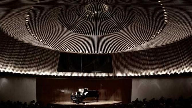 El gran concierto de la arquitectura