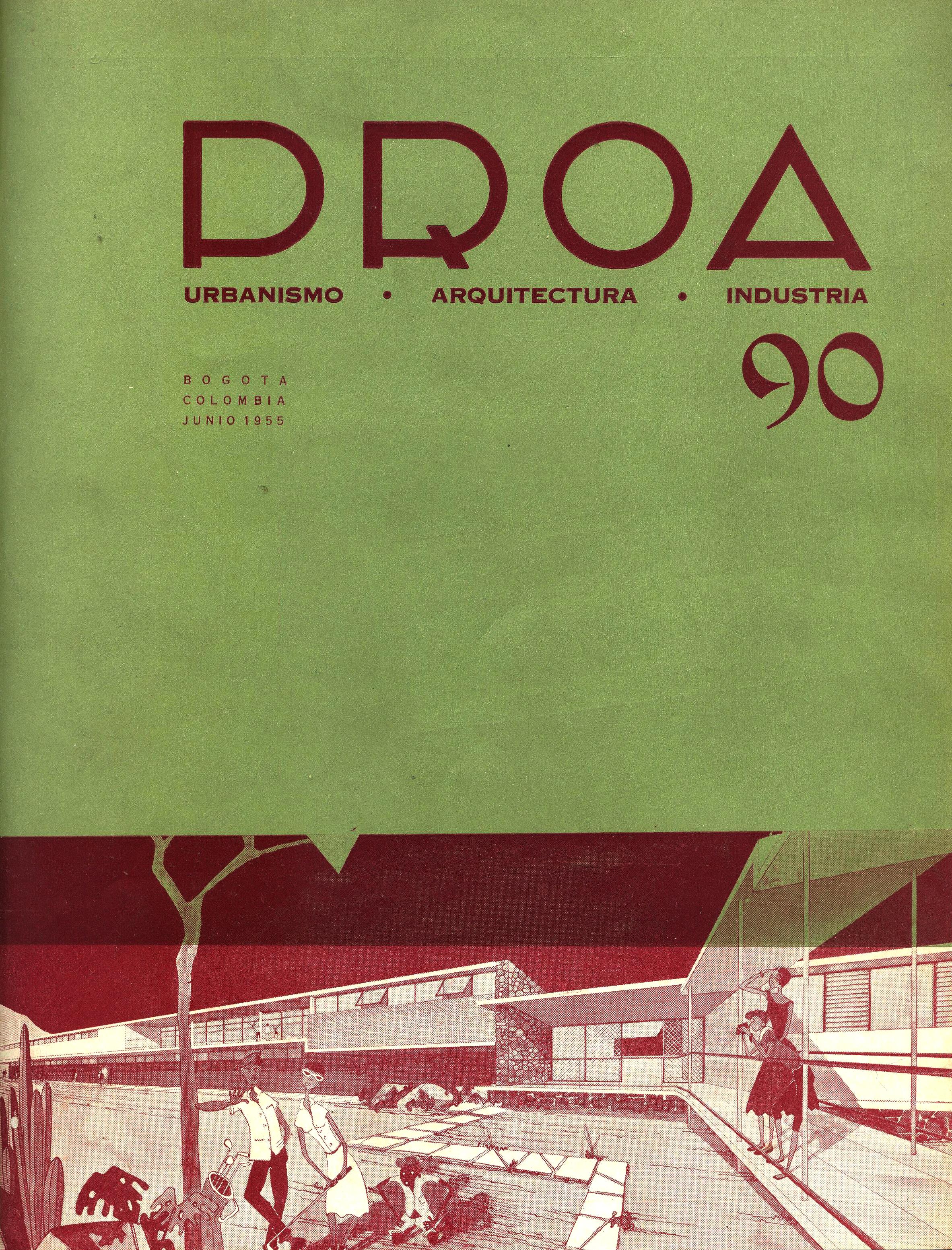 Proa No.90 1955