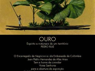 ORO en São Paulo - Invitación
