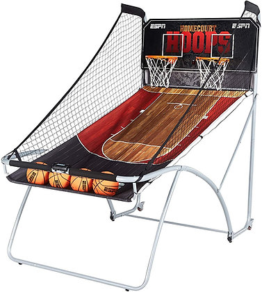 Official ESPN Indoor 2 Player Basketball Game