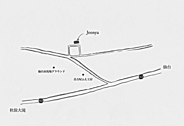 Jeenya map
