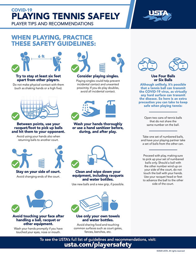 USTA_COVID19_PlayingTennisSafely-Poster