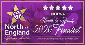 north of england wedding hair finalist
