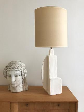 Lamp N°2 / 58 X 25 X 16 cm.
