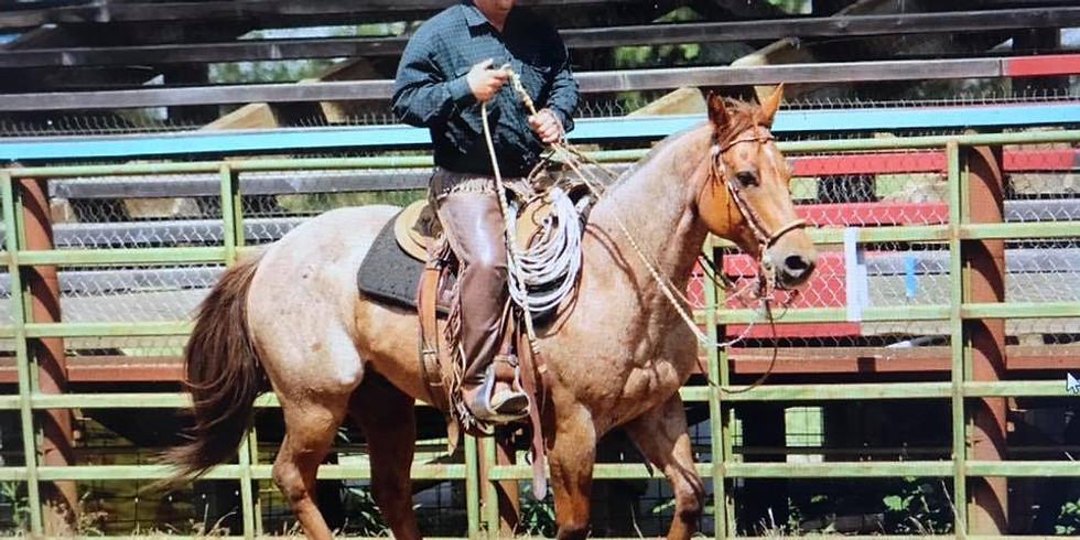 Nick Donohue Stock Horse Clinic
