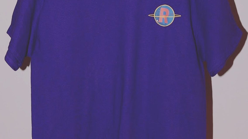 """Plum Purple"" Tee"