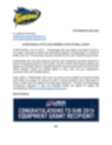CLL Press Release FOR IMMEDIATE RELEASE