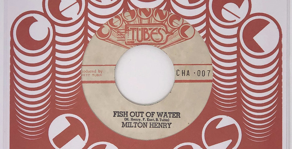CHA-007: Milton Henry - Fish Out Of Water // Rocker​-​T - Jah Is Love