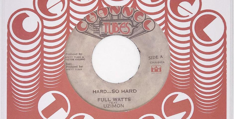 CHA-002: Uzimon feat Full Watts - Hard, SO, Hard // Ticklah - Bettah Version