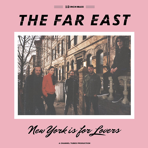 NYCT-12006:  The Far East - New York Is For Lovers