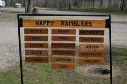 Happy Ramblers 2004