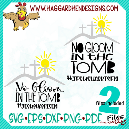 HHD No Gloom in the Tomb SVG