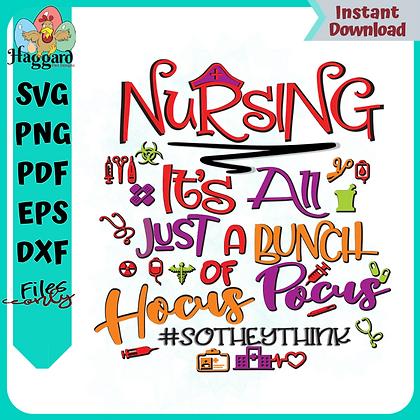 HHD Nursing is Hocus Pocus