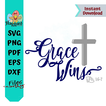 HHD Grace Wins SVG