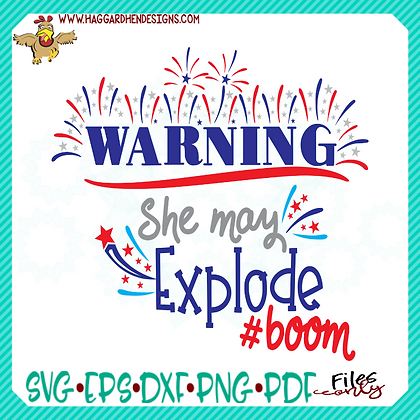 Warning She May Explode HHD