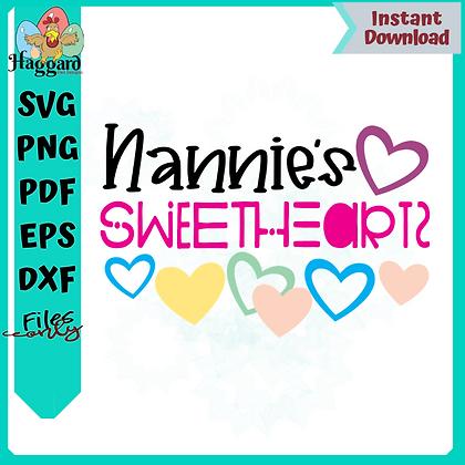 Nannie's Sweethearts