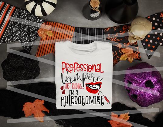 Professional Vampire
