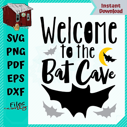 HHD Welcome to the Bat Cave