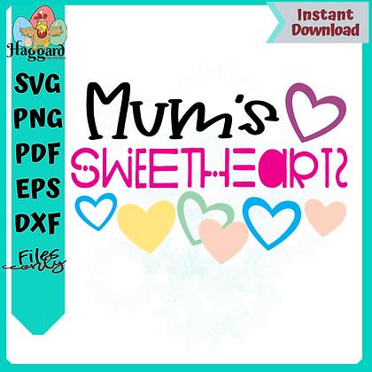 Mum's Sweethearts