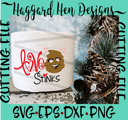 Love Stinks TP Design