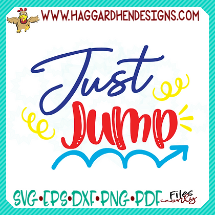 HHD Just Jump SVG