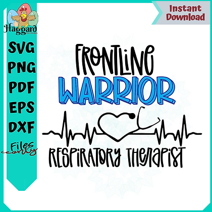 Respiratory Therapist Warrior