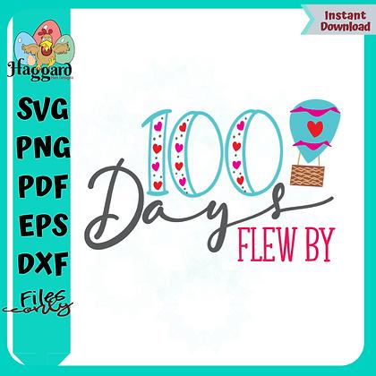 100 days Flew By