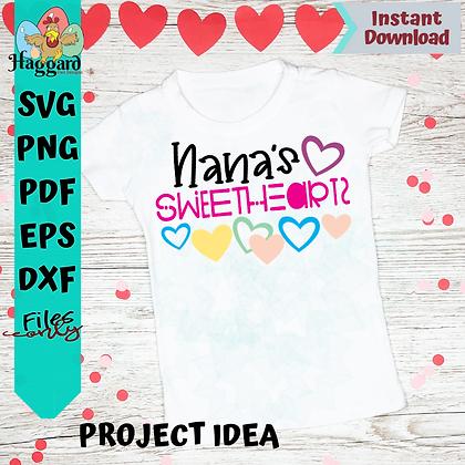 Nana's Sweethearts