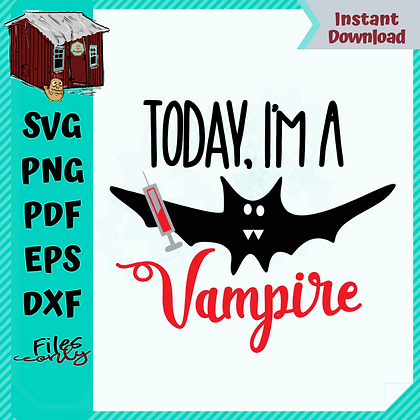 HHD I'm a Vampire Today