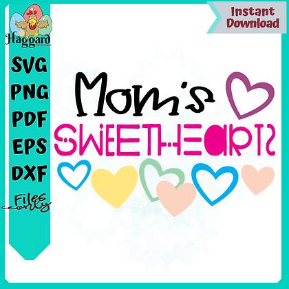 Mom's Sweetheart