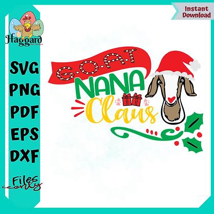 HHD G.O.A.T Nana Claus