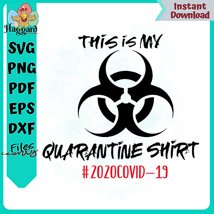 Quarantine Shirt #2