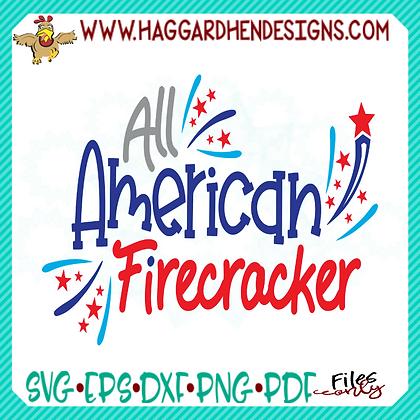 HHD All American Firecracker