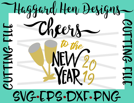 HHD Cheers to the New Year 2019