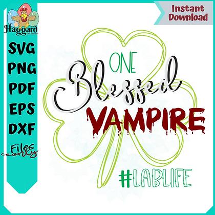 One Blessed Vampire