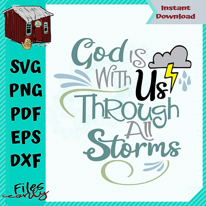 HHD God is with us through All Storms