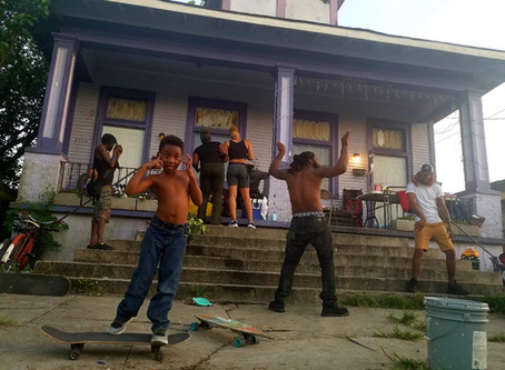 4. Thy Neighbours of the 9th Ward