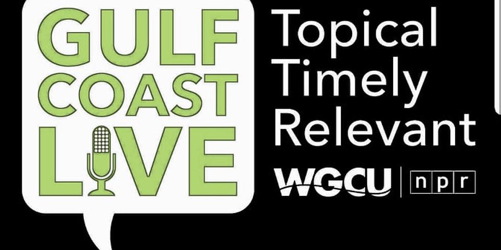 Author Interview // Gulf Coast Live