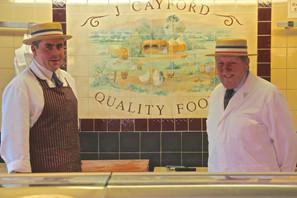 Cayfords Butchers